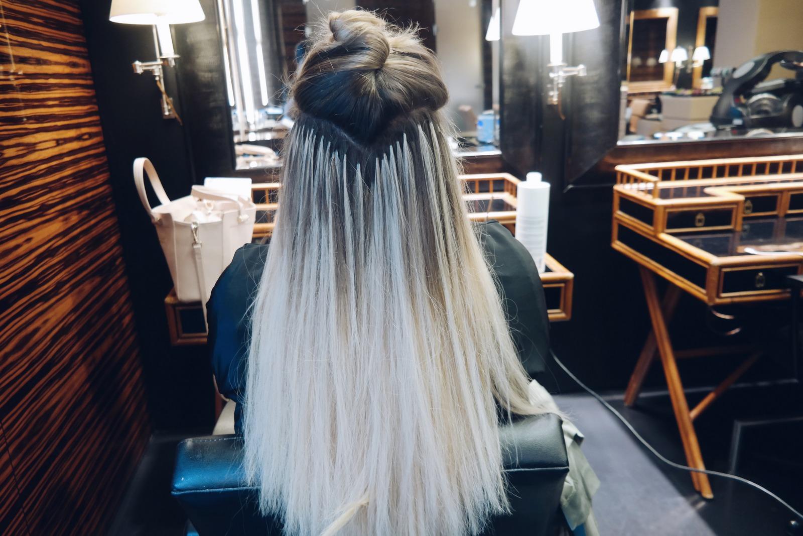 Haare total kaputt nach extensions